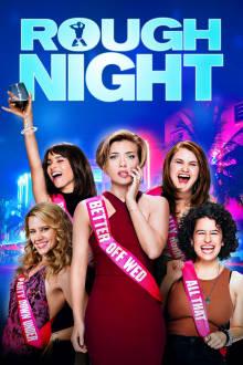 Rough Night The Movie
