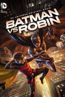 Batman contre Robin The Movie