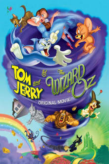 Tom and Jerry & The Wizard of Oz The Movie