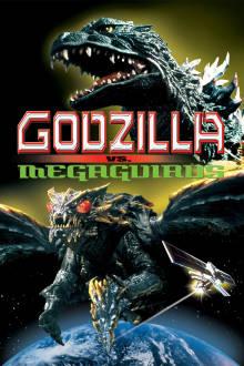 Godzilla vs. Megaguirus The Movie