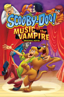 Scooby-Doo! Music of the Vampire The Movie