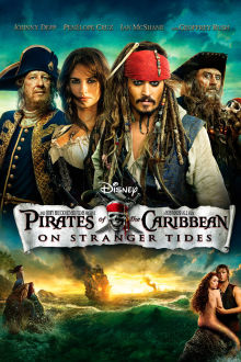 Pirates of the Caribbean: On Stranger Tides The Movie