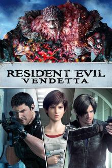 Resident Evil: Vendetta The Movie