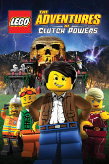 LEGO: The Adventures of Clutch Powers The Movie