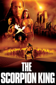 The Scorpion King The Movie