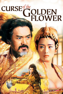 Curse of the Golden Flower The Movie