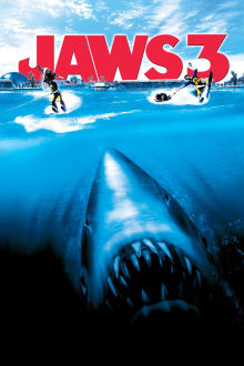 Jaws 3-D The Movie
