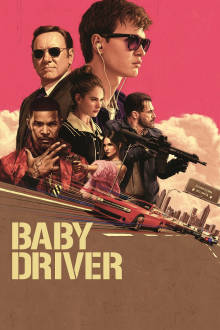 Baby Driver The Movie