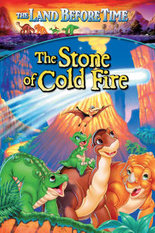 The Land Before Time VII: Stone of Cold Fire The Movie