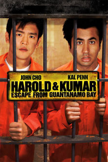 Harold & Kumar Escape From Guantanamo Bay The Movie