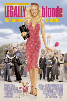 Legally Blonde The Movie