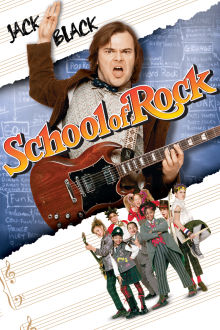 School of Rock The Movie