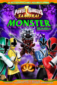 Power Rangers Monster Bash Halloween Special The Movie