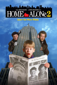 Home Alone 2: Lost in New York The Movie