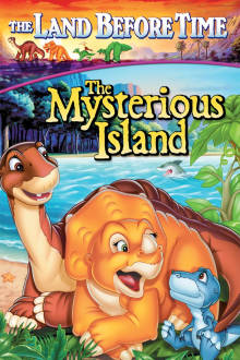 Land Before Time V: The Mysterious Island The Movie