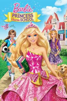 Barbie: Princess Charm School The Movie