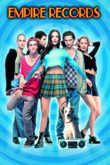 Empire Records The Movie