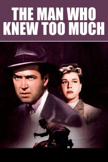 Man Who Knew Too Much The Movie