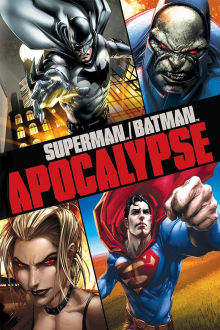 Superman/Batman: Apocalypse The Movie