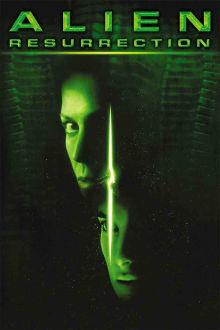 Alien Resurrection The Movie