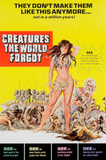 Creatures the World Forgot The Movie