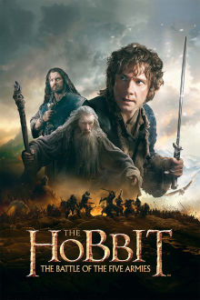 The Hobbit: The Battle of the Five Armies The Movie