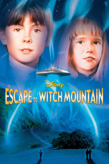Escape to Witch Mountain The Movie
