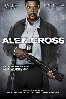 Alex Cross The Movie
