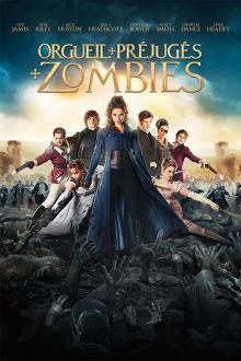 Orgueil et préjugés et zombies The Movie