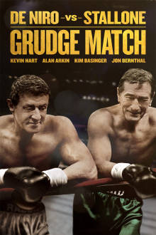 Grudge Match The Movie