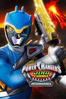 Power Rangers Dino Charge: Resurgence The Movie