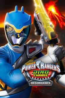 Power Rangers Dino Charge: Resurgence The Movie