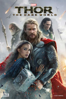 Thor: The Dark World The Movie