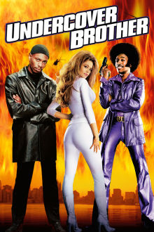Undercover Brother The Movie