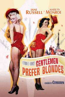 Gentlemen Prefer Blondes The Movie