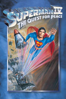 Superman IV: The Quest for Peace The Movie