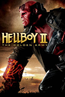 Hellboy II: The Golden Army The Movie