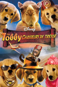 Les tobby chasseur de trésor The Movie