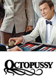 Octopussy The Movie