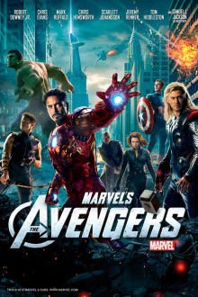 The Avengers The Movie