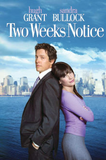 Two Weeks Notice The Movie