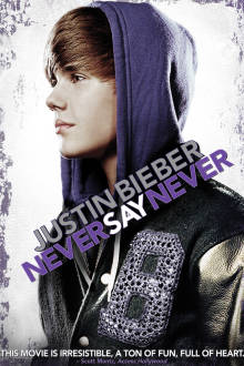 Justin Bieber: Never Say Never The Movie