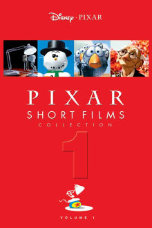 Pixar Short Films Collection: Volume 1 The Movie