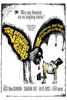 The Fearless Vampire Killers The Movie