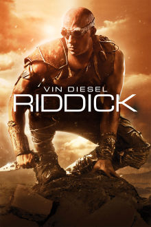 Riddick The Movie