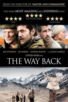 The Way Back The Movie