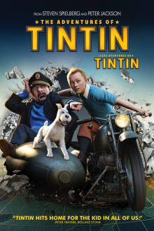 Les aventures de Tintin The Movie