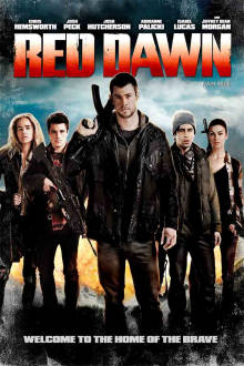 Red Dawn The Movie