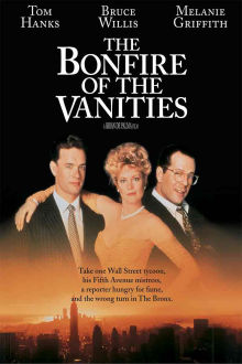 The Bonfire of the Vanities The Movie