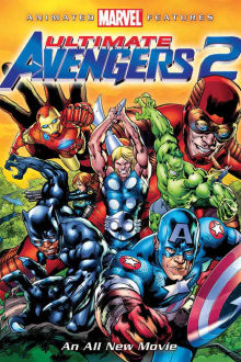Ultimate Avengers 2 The Movie